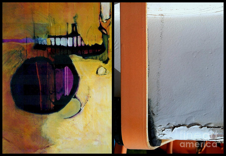 Abstract Photography Painting - p HOTography 146 by Marlene Burns