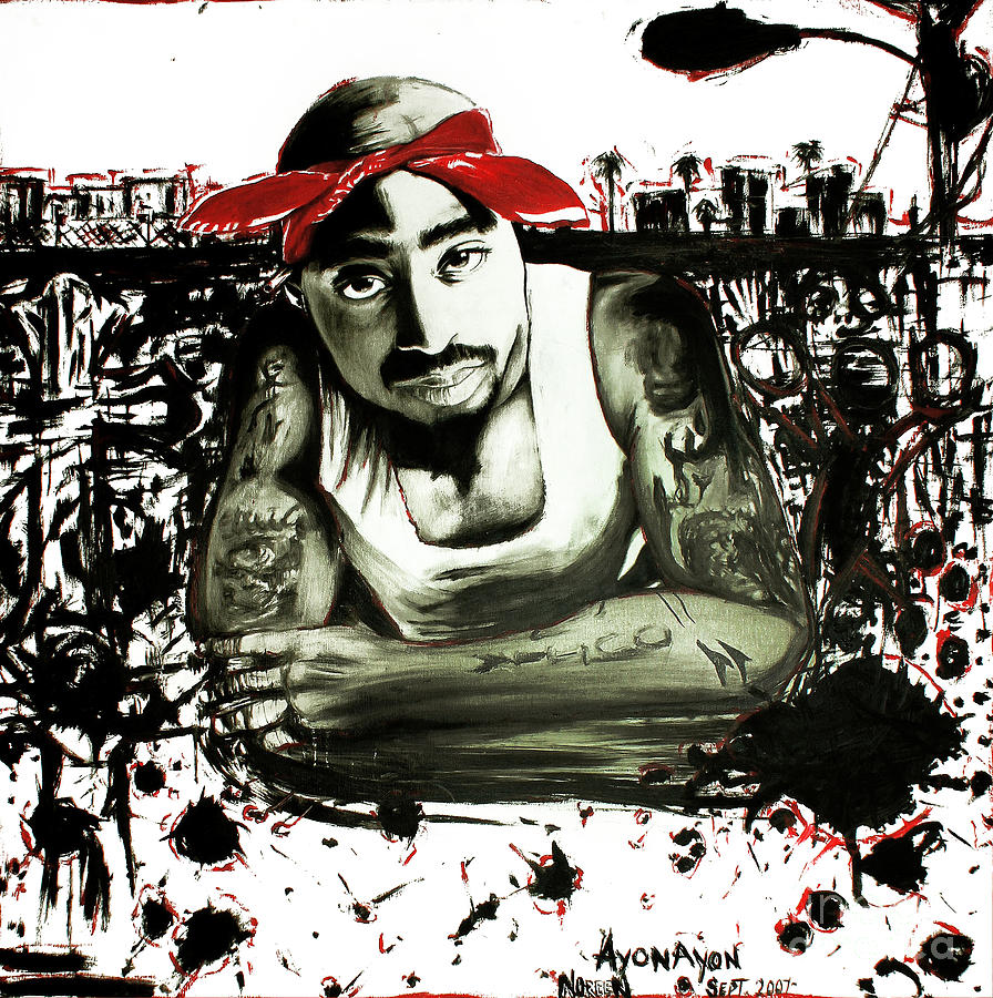 Pac Painting by Noreen Ayonayon