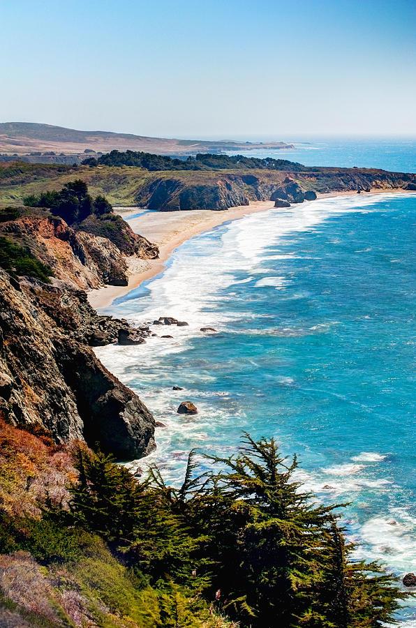 California Photograph - Pacific Coast by Aron Kearney
