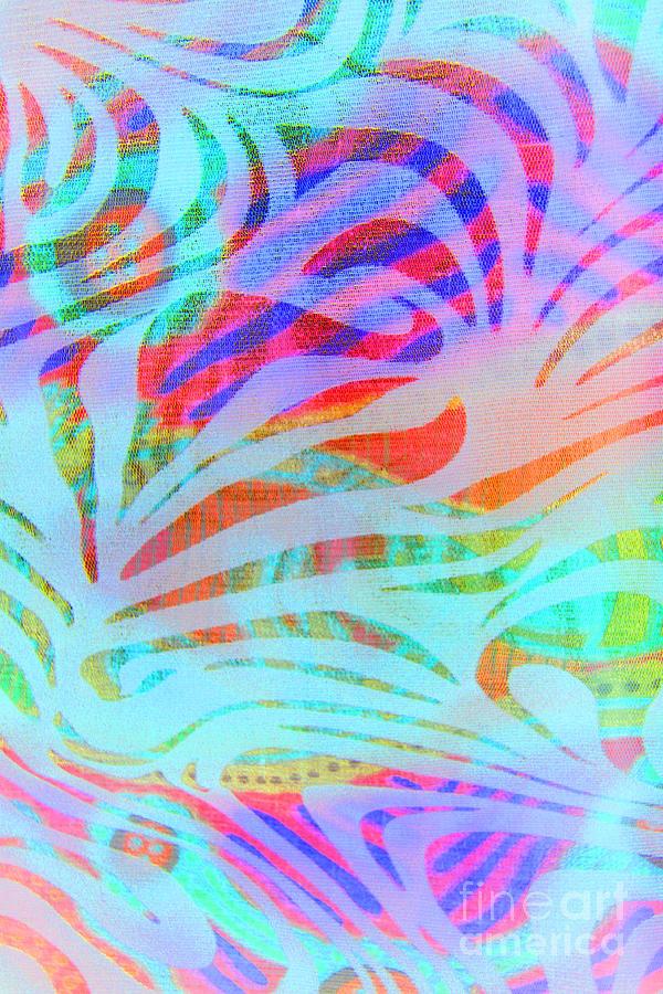 Abstract Photograph - Pacific Daydream by Nareeta Martin