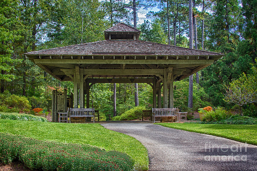 All Rights Reserved Photograph - Pagoda by Heather Roper