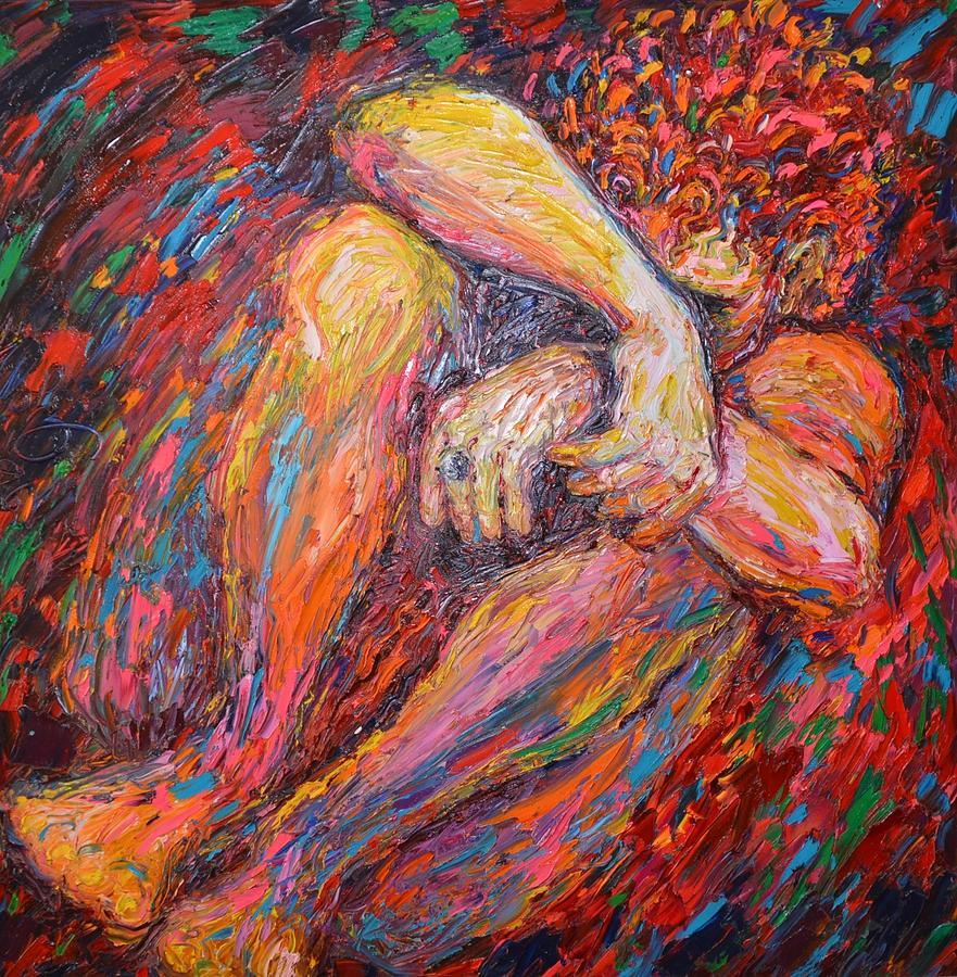 Чувства и эмоции в картинах известных художников
