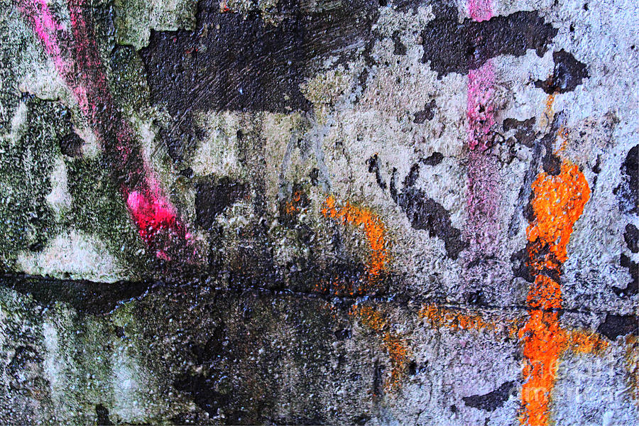 Paint Photograph - Paint And Rust 31 by Jim Wright