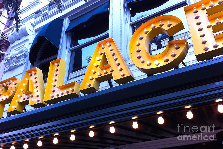 Palace Cafe Photograph - Palace Cafe by Kim Fearheiley