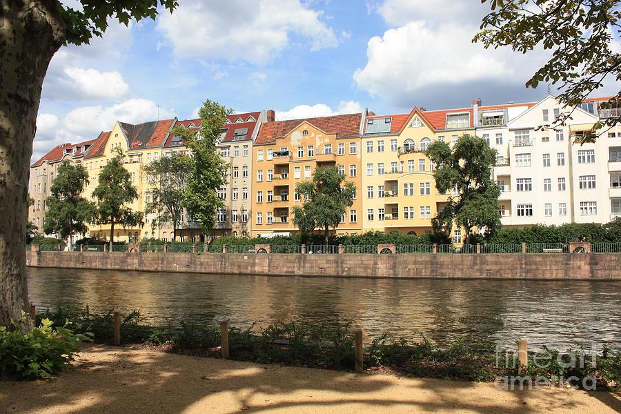 Berlin Photograph - Palace Garden View by Carol Groenen