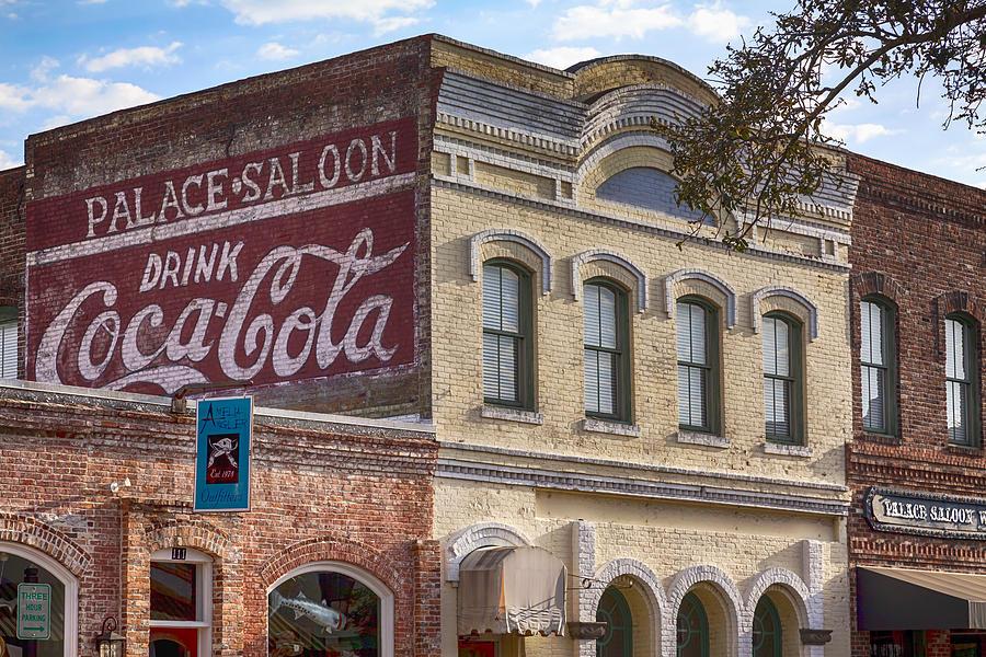 Drink Coca Cola by Lynn Palmer