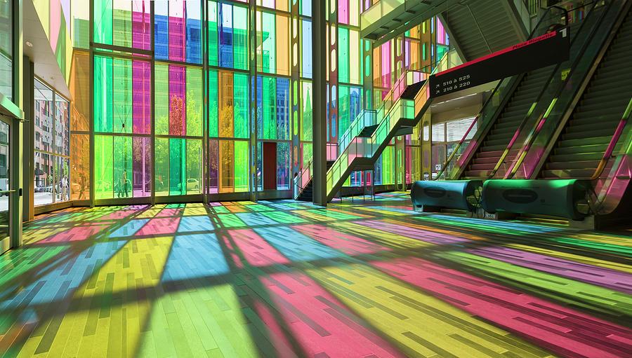 Palais Des Congres De Montreal By David Madison
