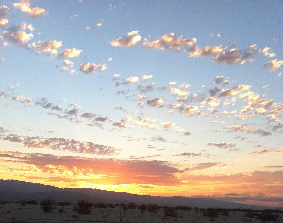 Palm Desert Sunrise by Gerry High