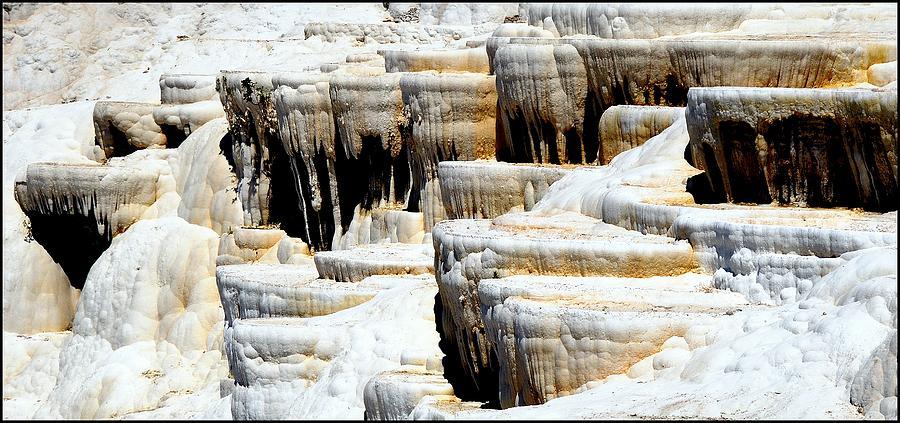 Pamukkale Photograph - Pamukkale Terraces by Apurva Madia