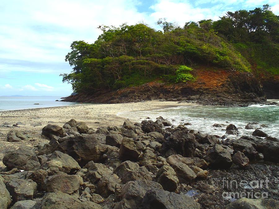 Island Photograph - Panama Island by Carey Chen