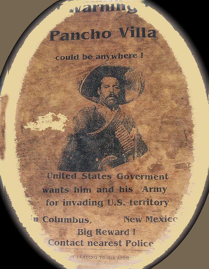 pancho villa and the raid on In the predawn hours of march 9, 1916 francisco pancho villa and his band of several hundred villistas descended upon the town of columbus, nm, in hopes of obtaining needed military equipment.