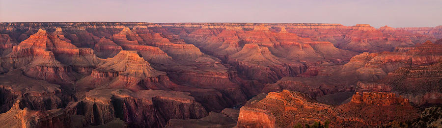 Panorama Of Grand Canyon National Park Photograph By Christopher Kimmel
