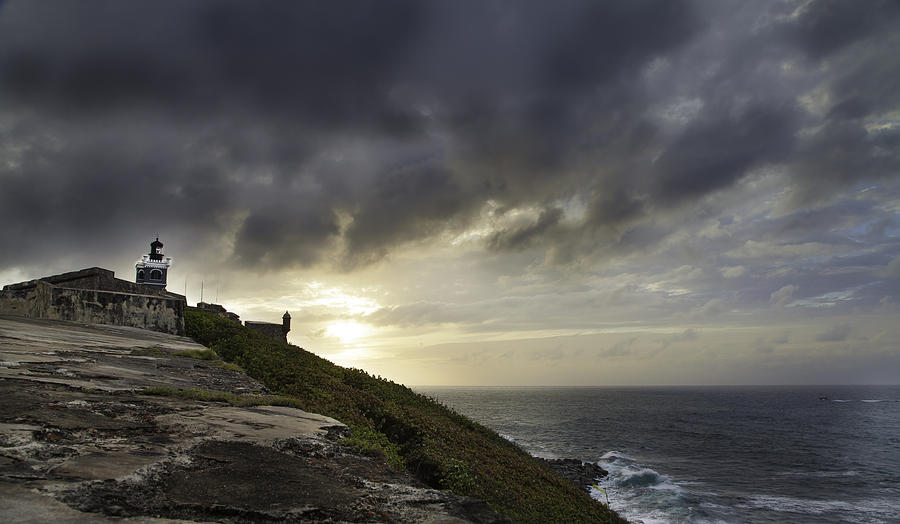 Panorama Puerto Rico San Juan 02 by Sentio Photography