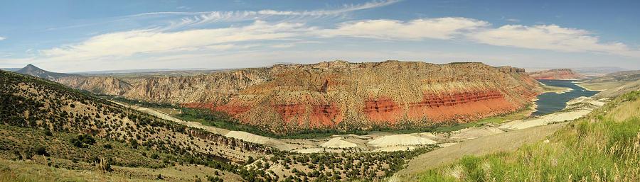 Panoramic View Of Sheep Creek Bay Area Photograph by Utah-based Photographer Ryan Houston