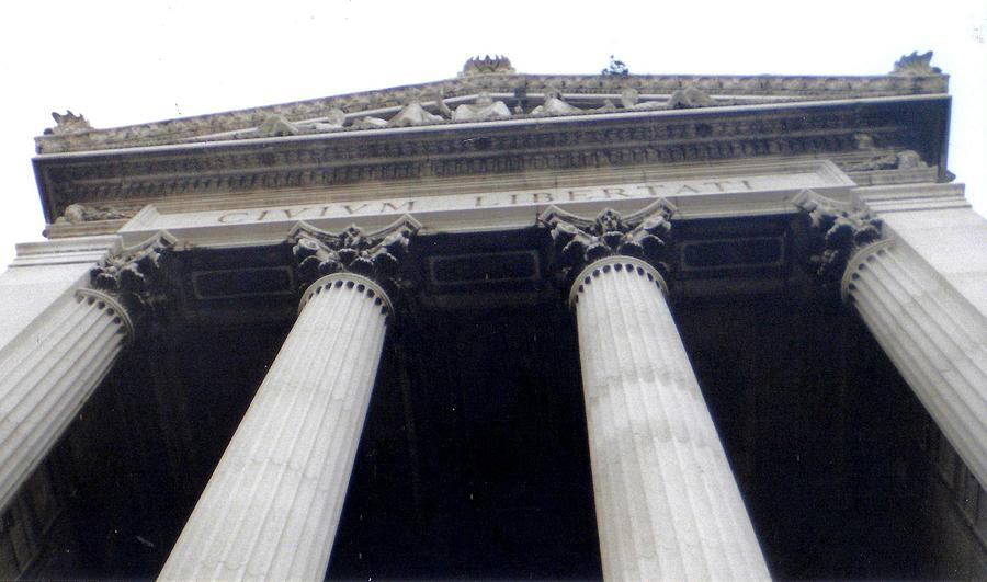 Pantheon Photograph - Pantheon by Valerie Howell