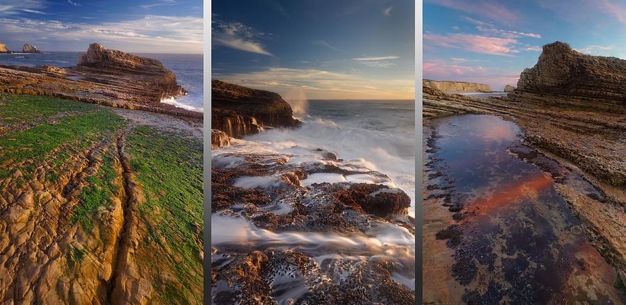 Landscape Photograph - Panther Beach by Francesco Emanuele Carucci