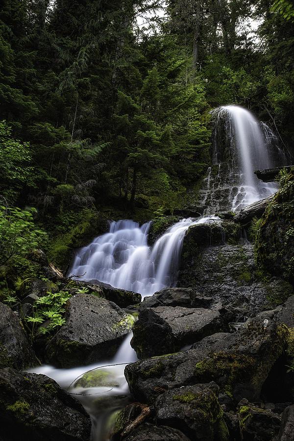 Panther Falls Photograph