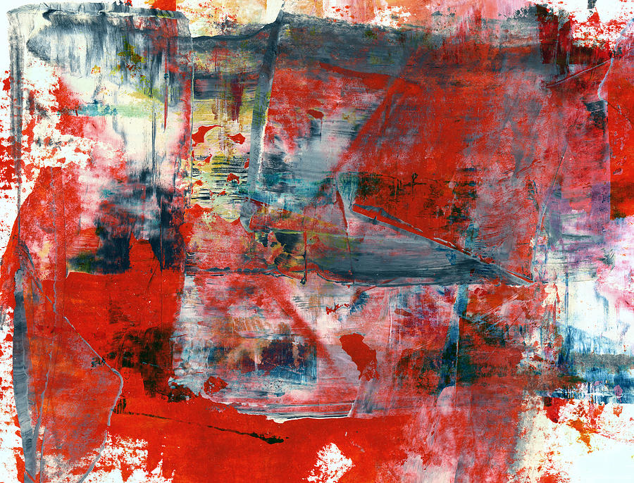 Abstract Painting - Paper Plane by Modern Abstract