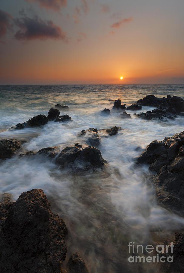 Maui Photograph - Paradise Flow by Mike  Dawson