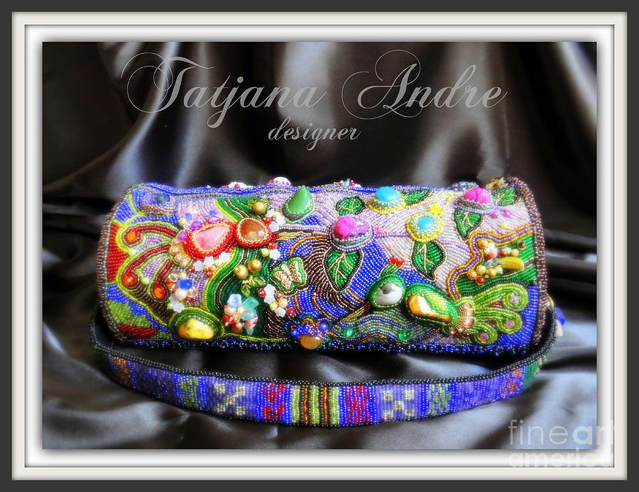 Handbag Jewelry - Paradise Garden by Tatjana Andre