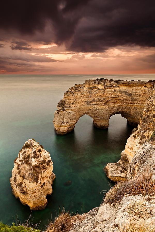 Rocks Photograph - Paradise by Jorge Maia