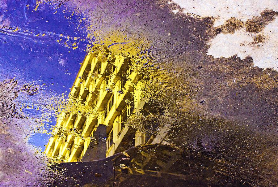 Minimalism Photograph - Parallel Universe by Prakash Ghai