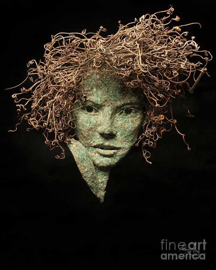 Sculpture Mixed Media - Paramour by Adam Long