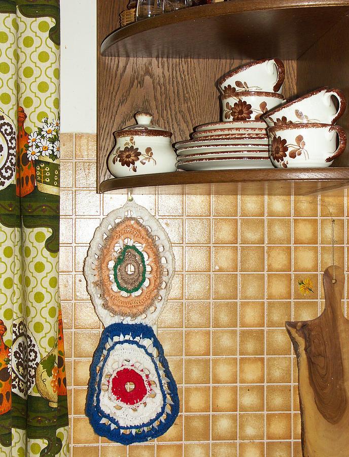 Parental Home 01 - Kitchen Detail Photograph