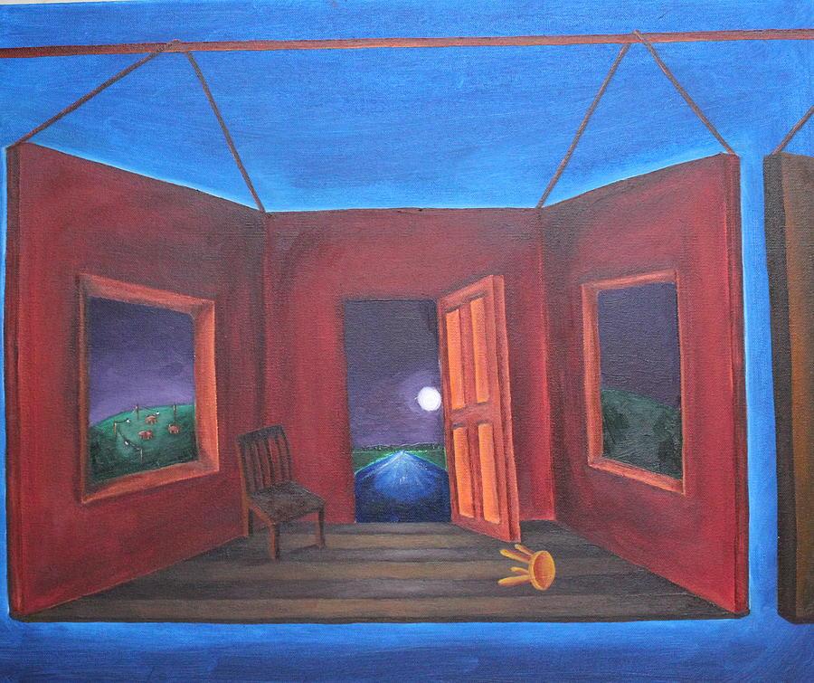 Parents Painting - Parenting by Margarita Gokun