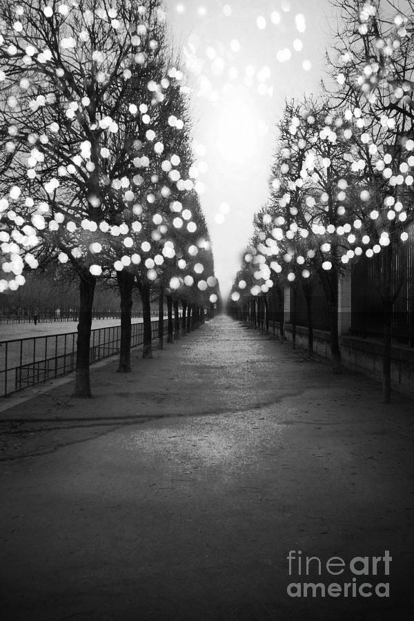 Paris Surreal Black And White Photography - Paris ...