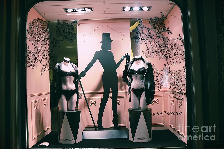 Préférence Chantal Thomass Lingerie Shop - Paris Luxury Lingerie Boutique  XR99