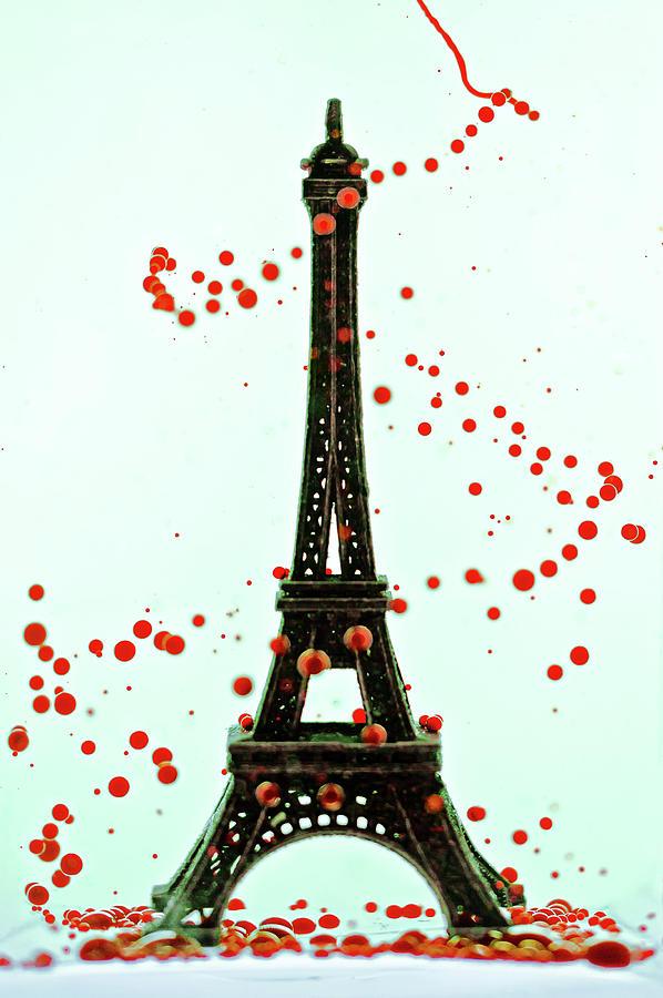 Paris Photograph by Dina Belenko Photography