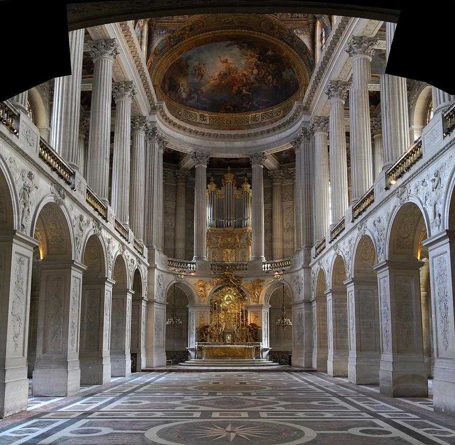 Palace Photograph - Paris France - 011310 by DC Photographer