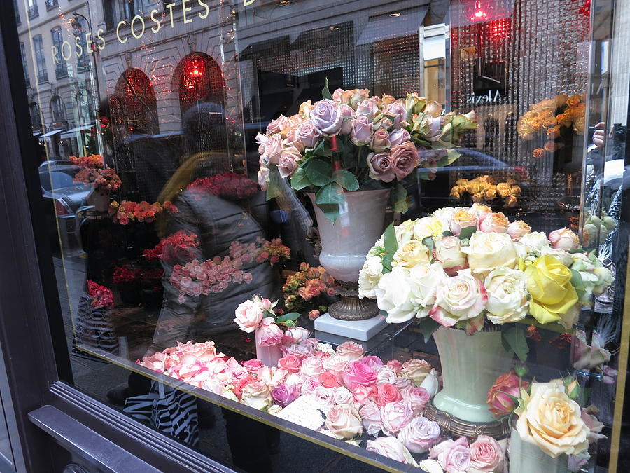 Paris Photograph - Paris France - Street Scenes - 121237 by DC Photographer