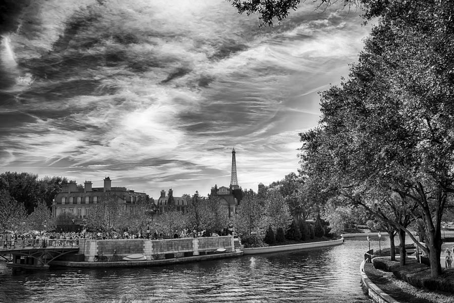 Nature Photograph - Paris by Howard Salmon