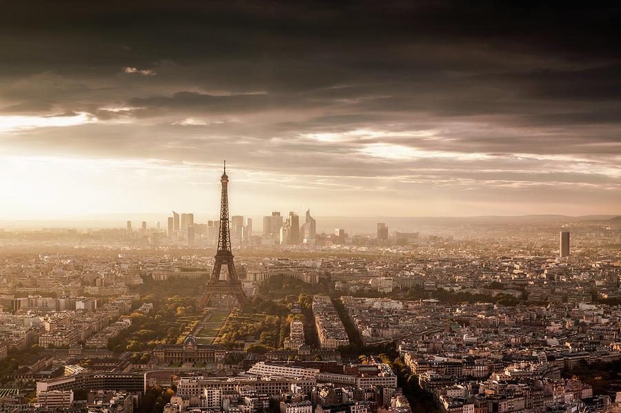 Paris Photograph - Paris Magnificence by Jaco Marx