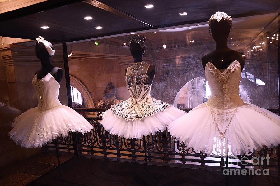 Paris Photograph - Paris Opera House Ballerina Costumes - Paris Opera Garnier Ballet Art - Ballerina & Paris Opera House Ballerina Costumes - Paris Opera Garnier Ballet ...