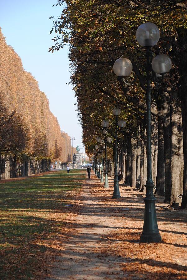 Paris Photograph - Paris Peaceful Afternoon by Jacqueline M Lewis