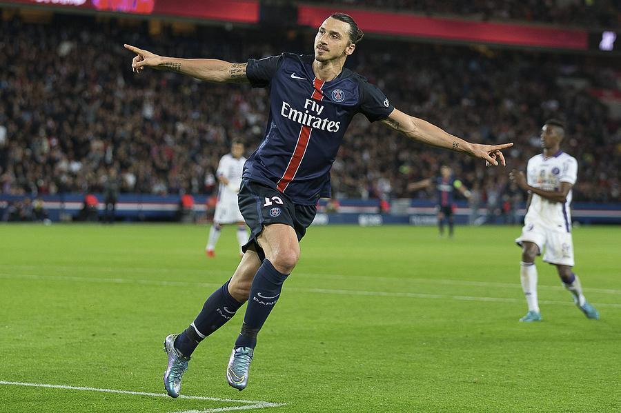 Paris Saint-germain V Toulouse Fc - Ligue 1 Photograph by Xavier Laine