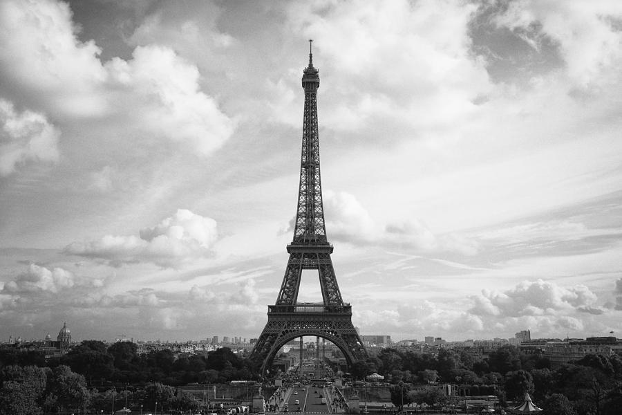 Paris Scenery II by Stefan Nielsen