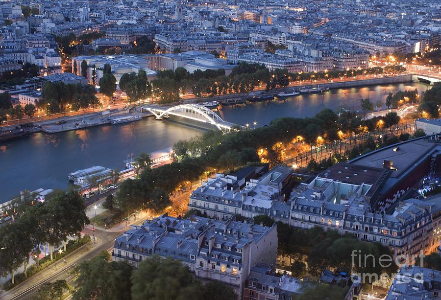 Paris Photograph - Paris View by Ivete Basso Photography