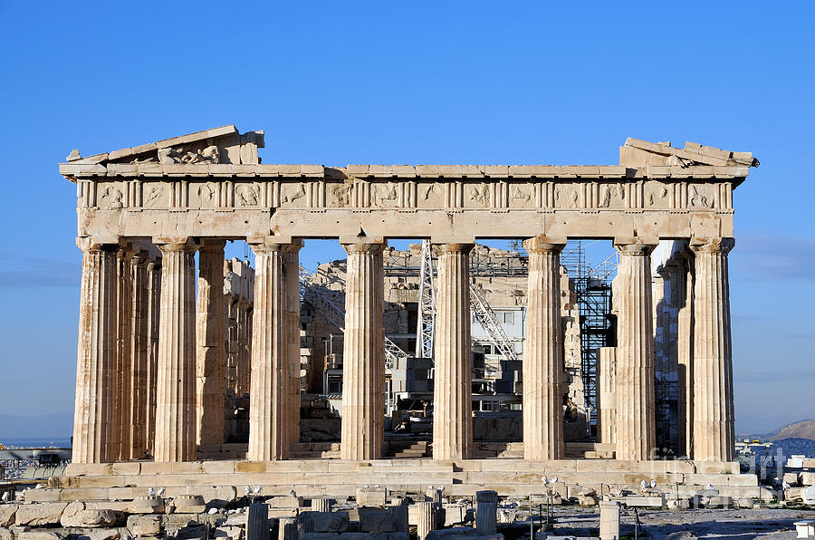 An Overview of the Acropolis