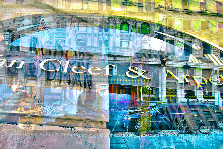 Passion Nyc On 5th Avenue Photograph