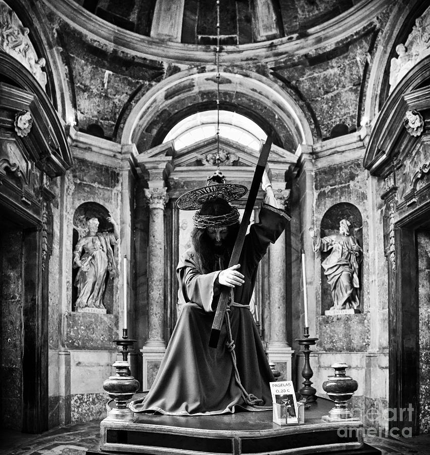 Easter Photograph - Passion Of Christ by Jose Elias - Sofia Pereira