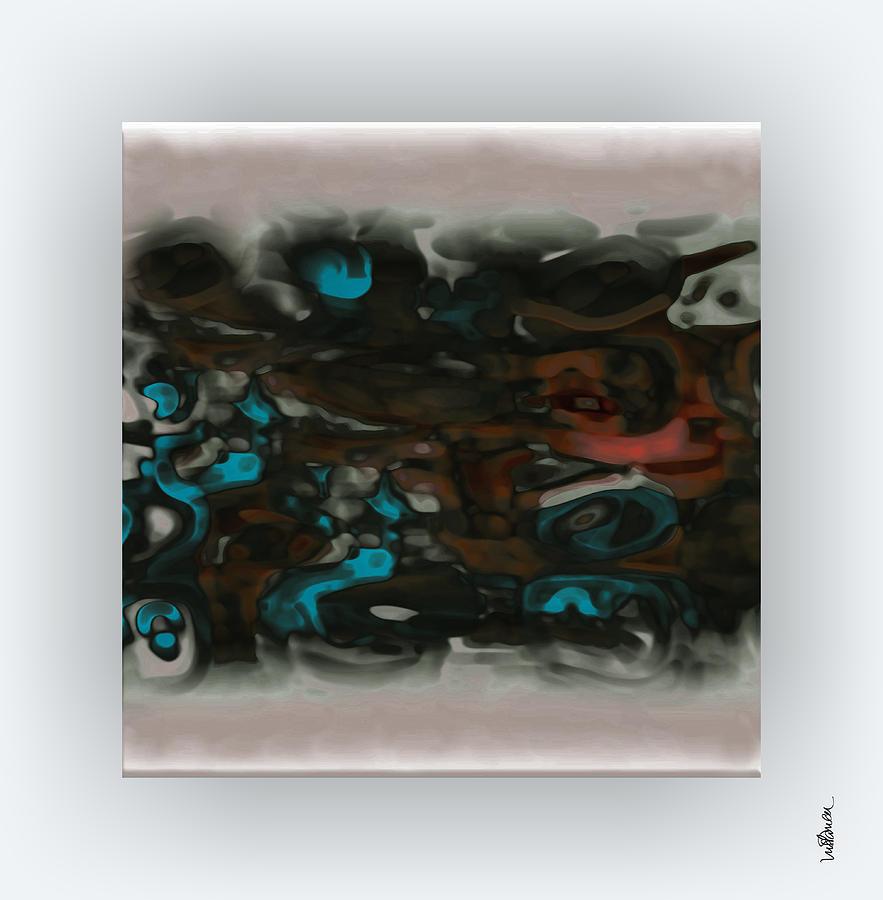 Pastel Digital Art - Pastel 3 by Mihaela Stancu