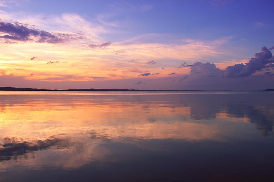 Sunset Photograph - Pastel Majesty by Rachel Cohen