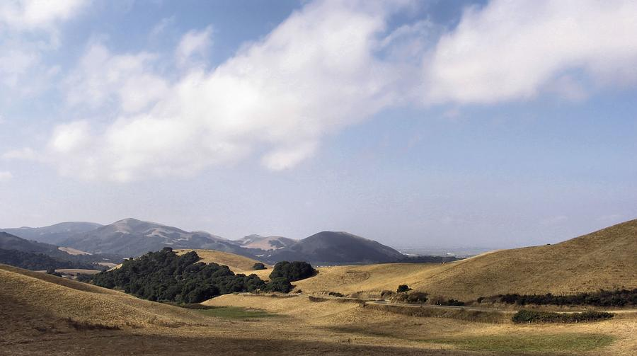 Salinas Photograph - Pastures Of Heaven by Elery Oxford