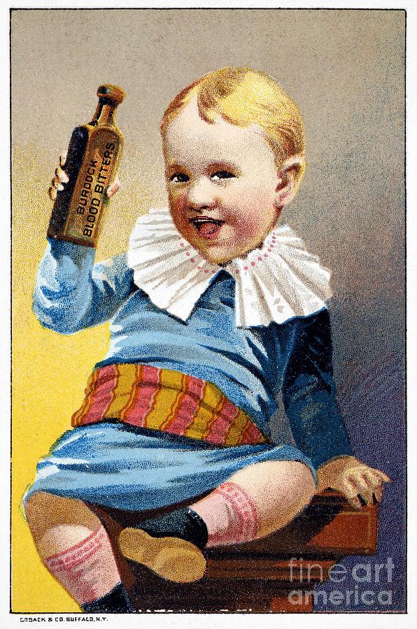 19th Century Photograph - Patent Medicine, 19th C by Granger