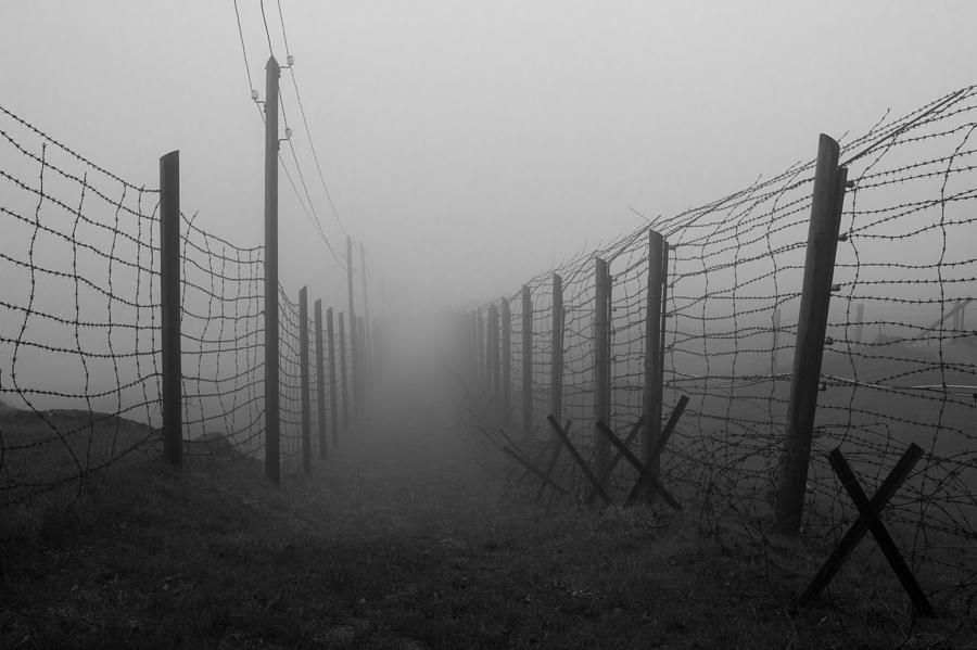 Concentration Photograph - Path Of No Return by Patrick Jacquet