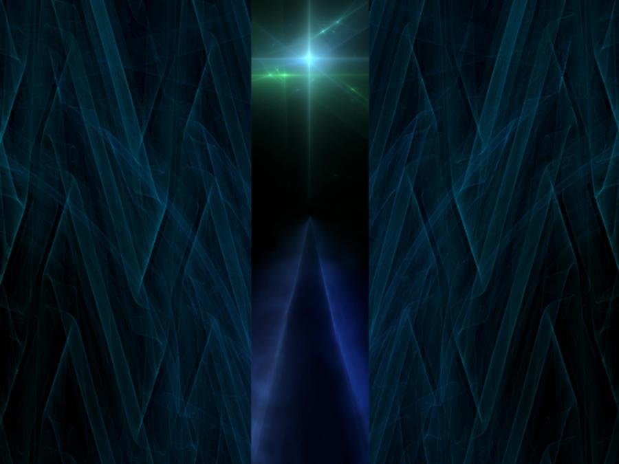 Path To Eternity Digital Art - Path To Eternity by Elizabeth S Zulauf